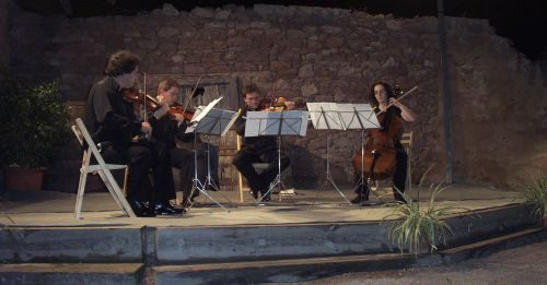 Gregal quartet 24-07-2004.