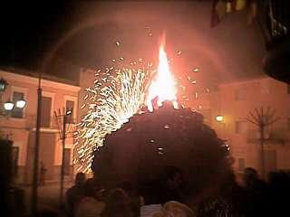 Foguera 2003