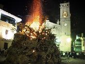 Foguera de Sant Antoni 2005
