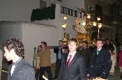 Processó en honor a Sant Antoni Abat