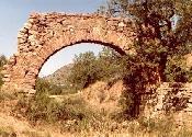 L'Arquet del barranc de la Font del Frare