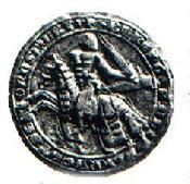 Segell de Berenguer de Vilaragut.