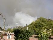 Incendi a la Tejería